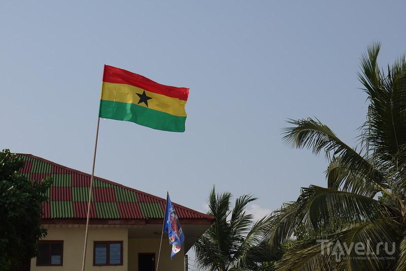 Вождь в действии / Гана