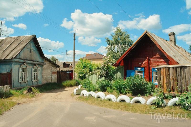 Клинцы, Россия: улица Богунского полка / Россия