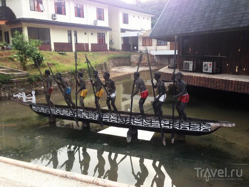 Знакомство с Джакартой / Индонезия