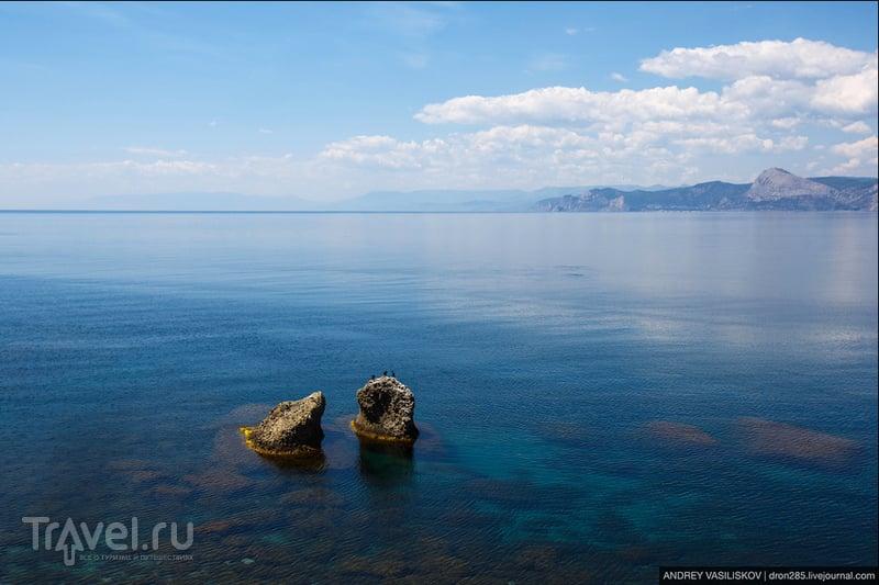 Меганом - полуостров в полуострове / Фото из России