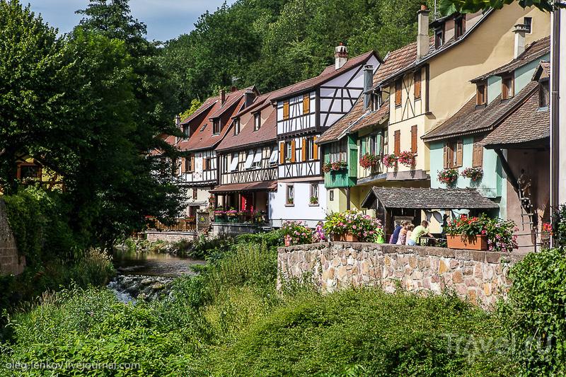 Прогулка по Эльзасу / Франция