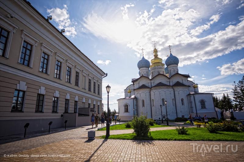 Казанский кремль / Фото из России