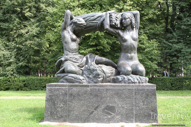 Парк Дружбы на Ленинградке / Россия