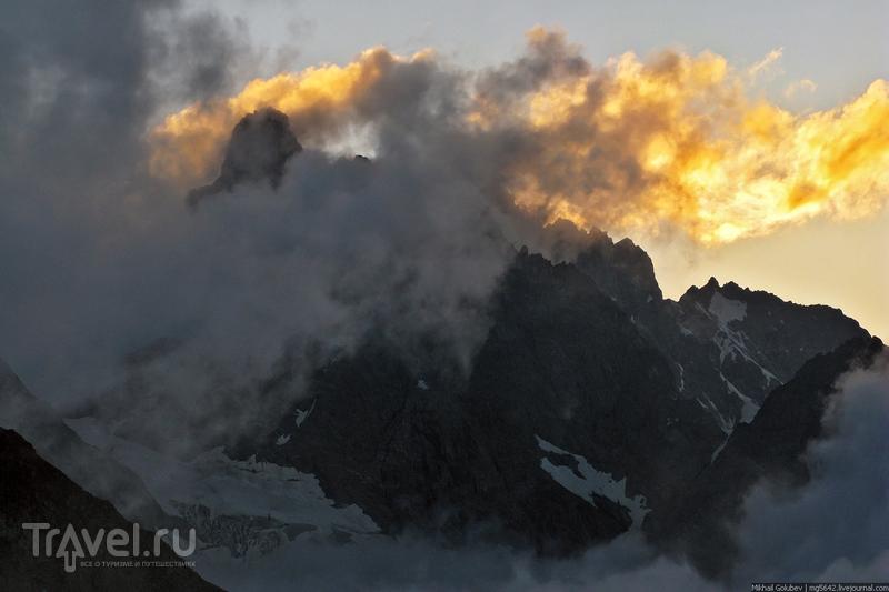 О вершинах Кавказа. Караугом, Сугантау и Суганский хребет / Фото из России