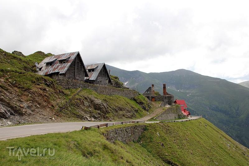 Трасса Transfagaras / Фото из Румынии