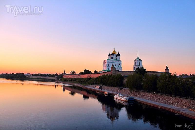 В Псковской стороне. Псков / Фото из России