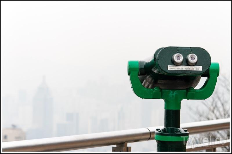 Гонконг: Пик Виктории, парки и аллея звезд / Гонконг - Сянган (КНР)