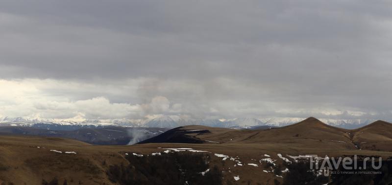 Кавказские минеральные воды. Карачаево-Черкесия / Россия