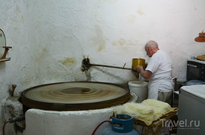 Кондитерская волшебника в Ретимно / Греция