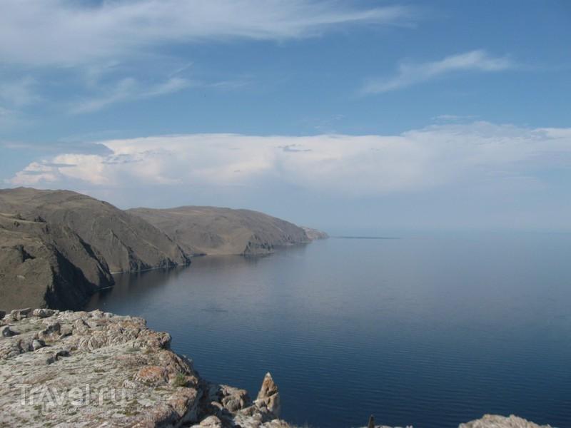 Велопутешествие на фэтбайке по Тажеранским степям (оз. Байкал) / Россия