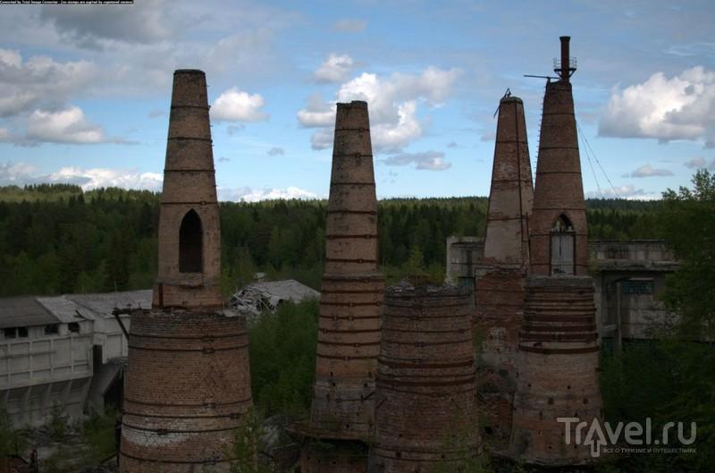Карелия. Горный парк Рускеала / Россия