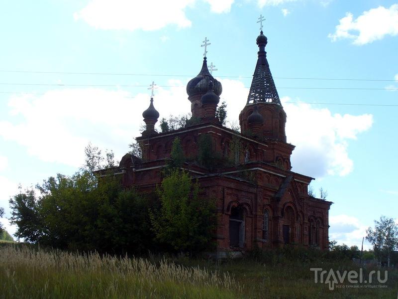 Максимов Починок, Мамадышский район Татарстана / Россия