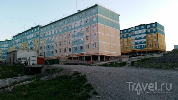 Чукотка-2015. Анадырь - город на сопках / Россия