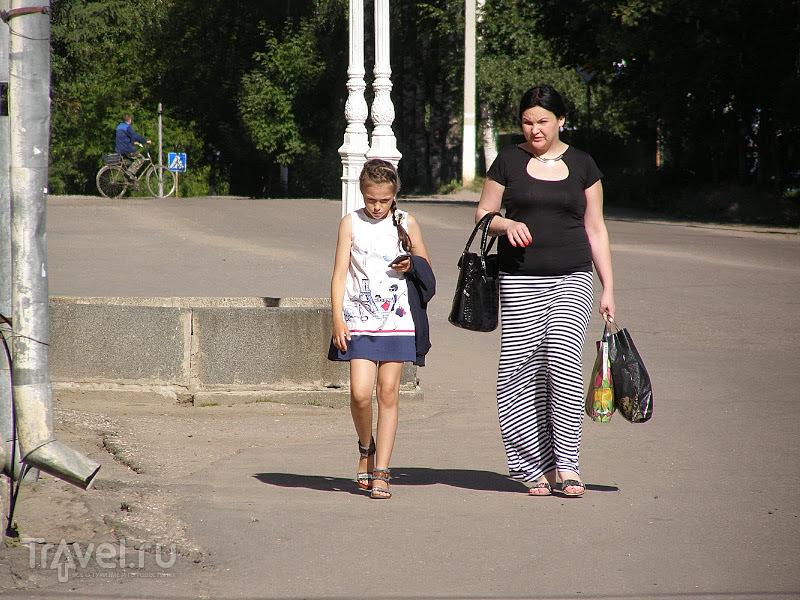 Тверская обл. Бежецк. Зодчество и землячество / Россия