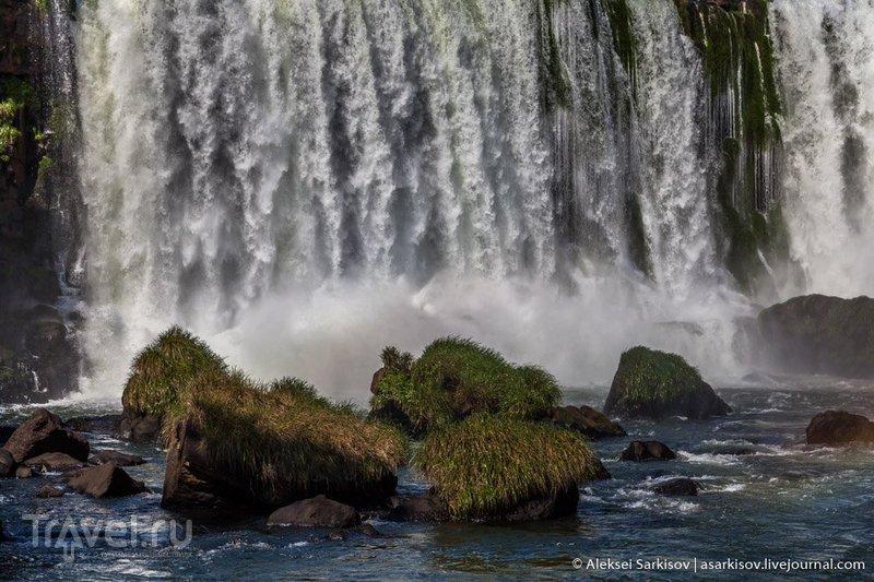 Водопады Игуасу. Бразильская сторона / Фото из Бразилии