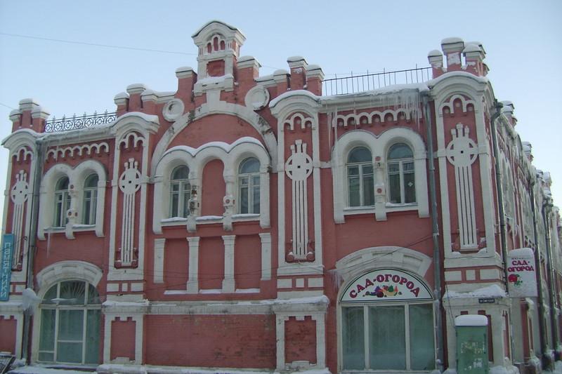 Клинцы, Брянская область: историческое наследие / Россия