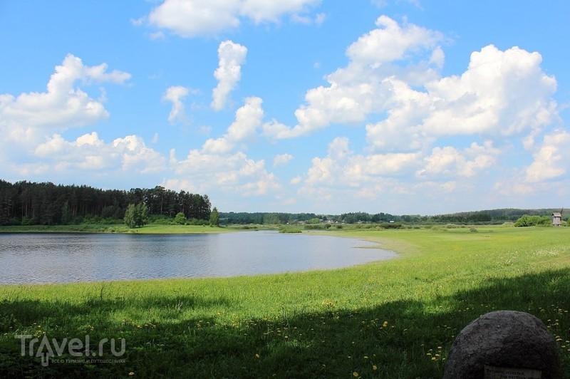 Пушкинские горы, Михайловское / Фото из России