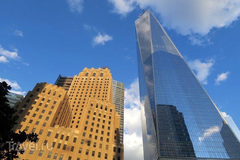 США: Смотровая Площадка на 1 WTC / США