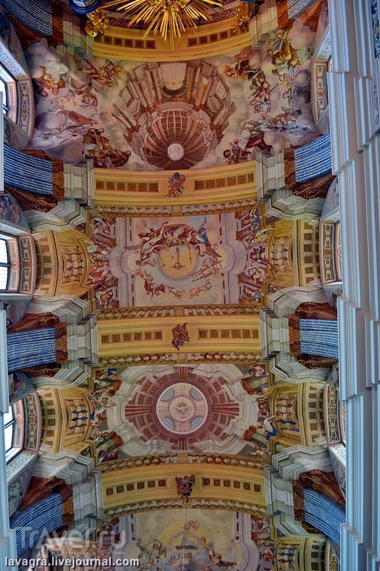 Великолепные монастыри Польши или как на страстной вере можно отлично заработать / Фото из Польши