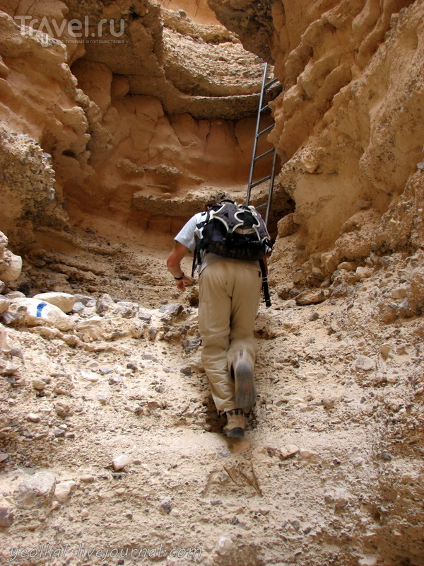 Незнакомый Израиль. Путешествие в никуда: Каньон Ада / Израиль