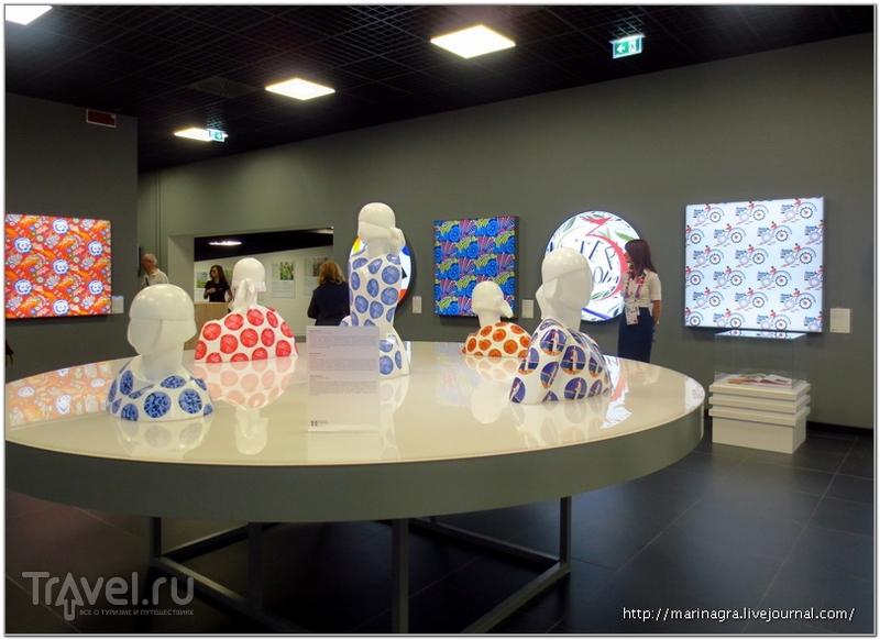Всемирная выставка EXPO 2015 в Милане, павильон России / Италия
