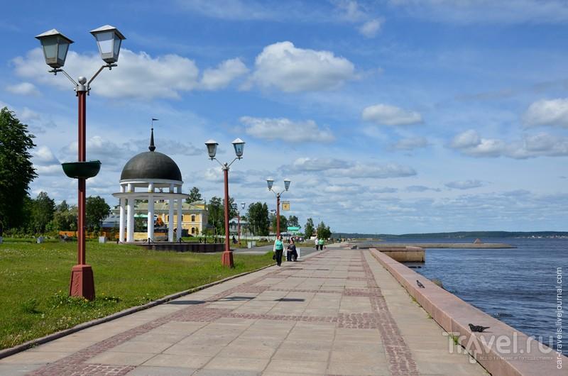 Карельское путешествие. Петрозаводск / Россия