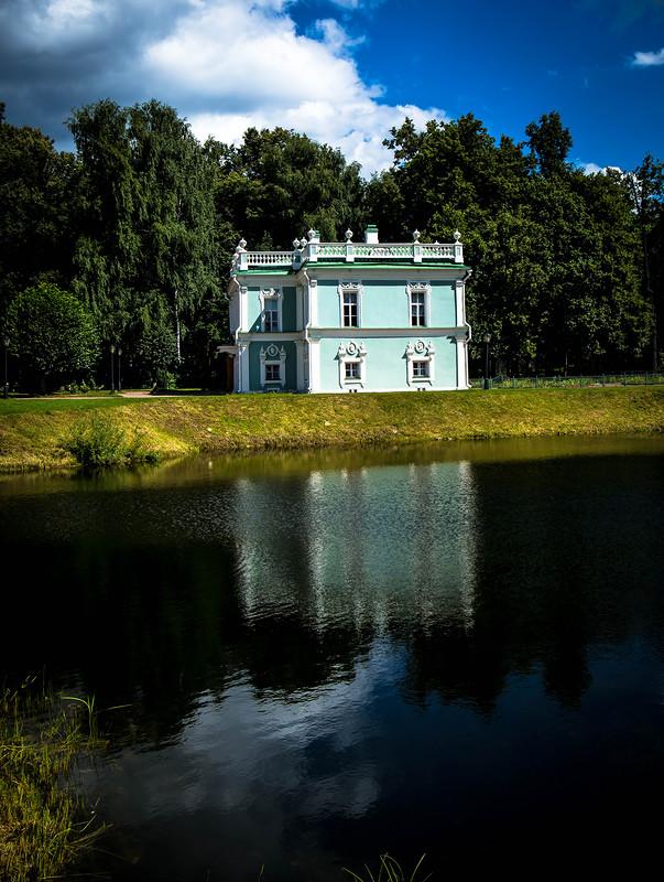 Усадьба Кусково / Россия