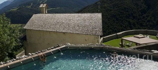 Купальни Баньи-ди-Бормио