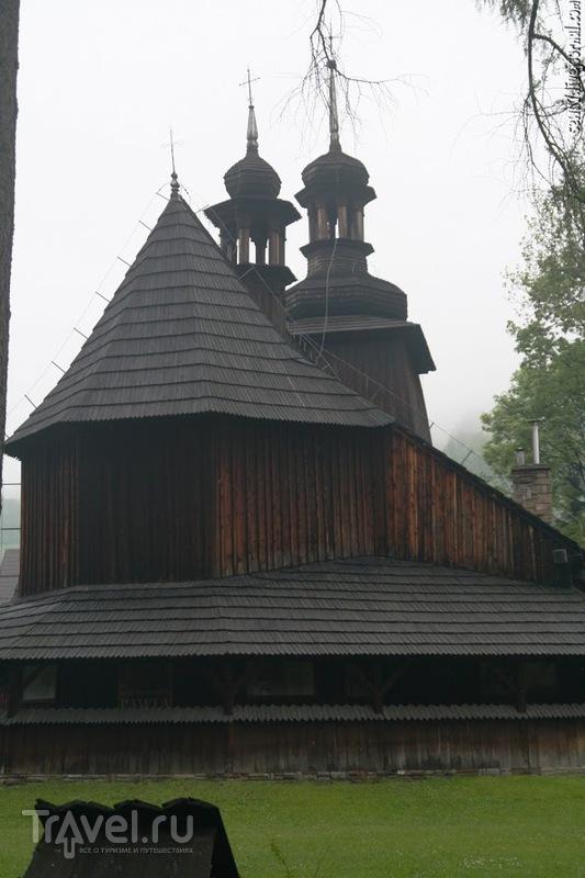 Деревянные храмы Закопане / Польша