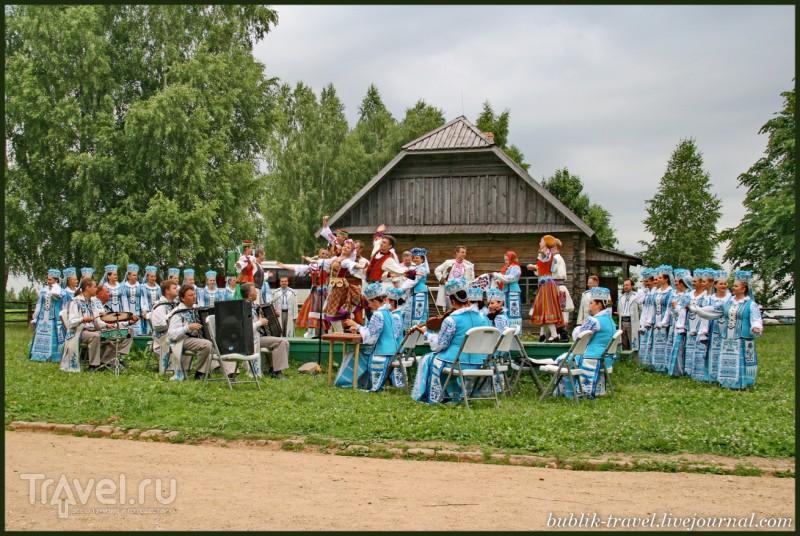 Белорусское очарование. Музей под открытым небом / Белоруссия