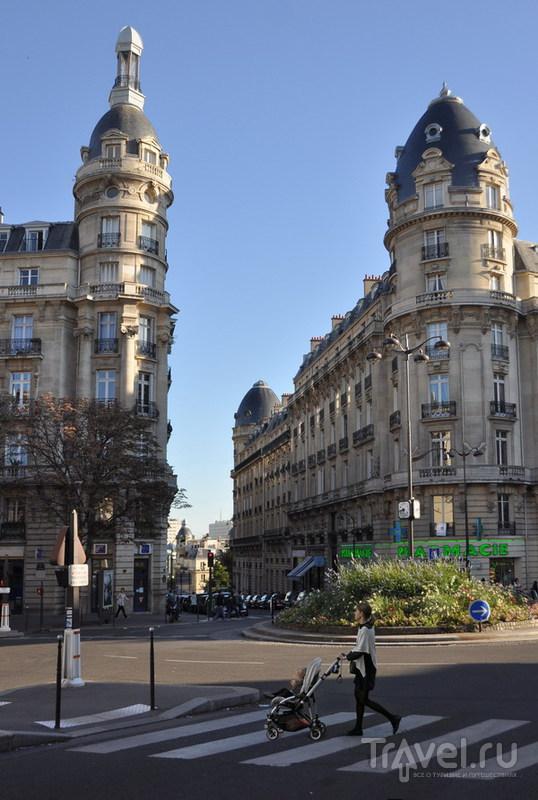 """Прогулки по Парижу. """"В Пассях"""" / Франция"""