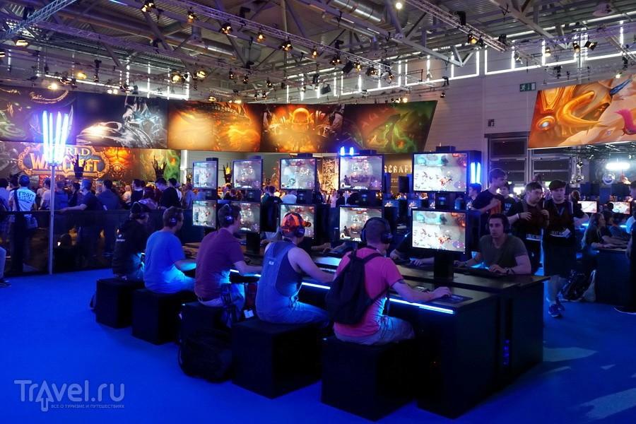 Картинки с выставки. Gamescom 2015 / Германия
