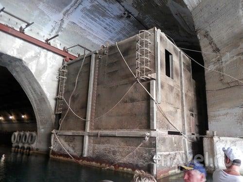 Из Ялты на подводную базу в Балаклаве / Россия