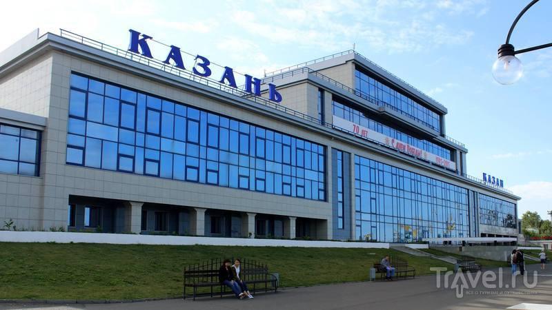 Из Казани в Свияжск на один день / Россия