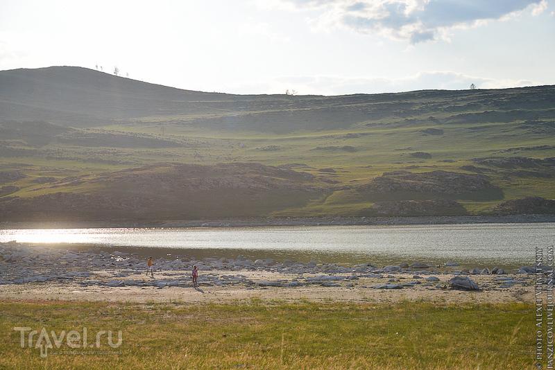 Дорога на Байкал / Фото из России