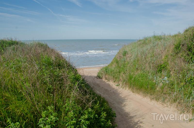Проход на пляж