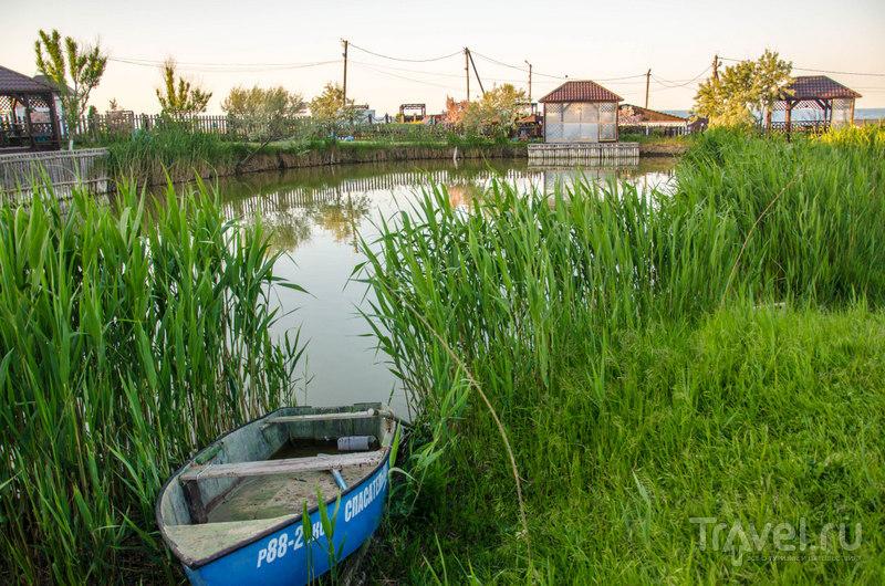Рыбалка и аренда беседок в стоимость проживания не входят, но хороший улов гарантирован