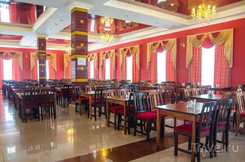 "Ресторан курортного отеля ""Олимп"""