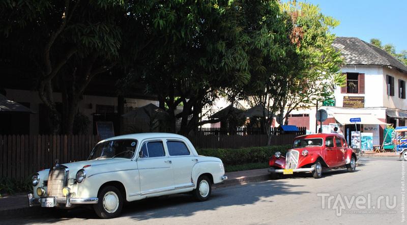 Луанг Прабанг - колониальная жемчужина Лаоса / Лаос