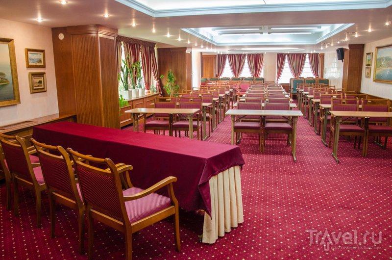 """Конференц-зал """"Валентины"""" - это, прежде всего, бизнес-отель"""