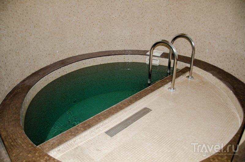 Мини-бассейн в номере-сьюте