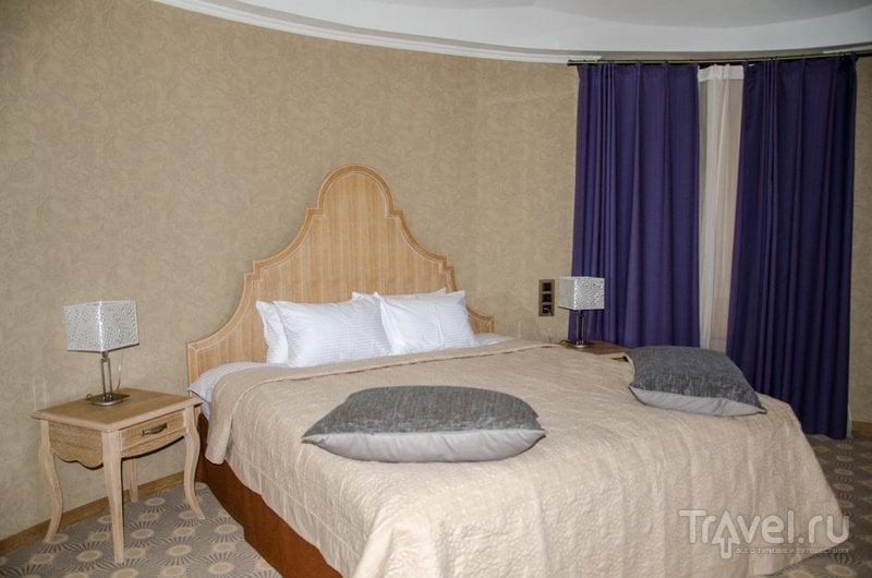 Спальня в сьюте