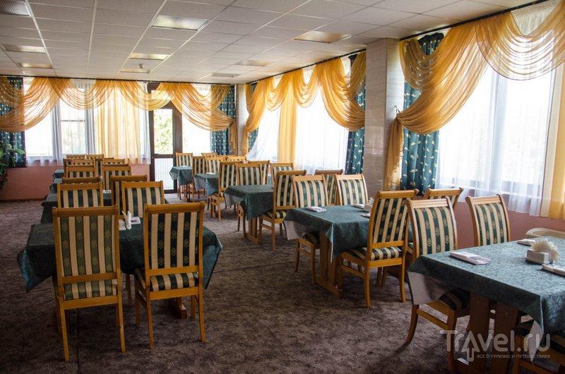 Отдельная комната для постояльцев, которые живут в номерах высших категорий