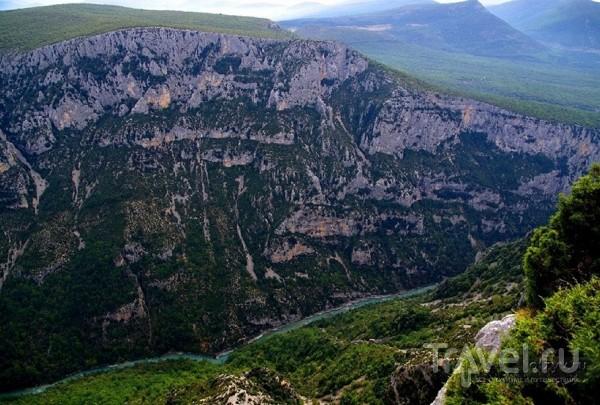 Озеро Святого Креста и Вердонское ущелье / Франция