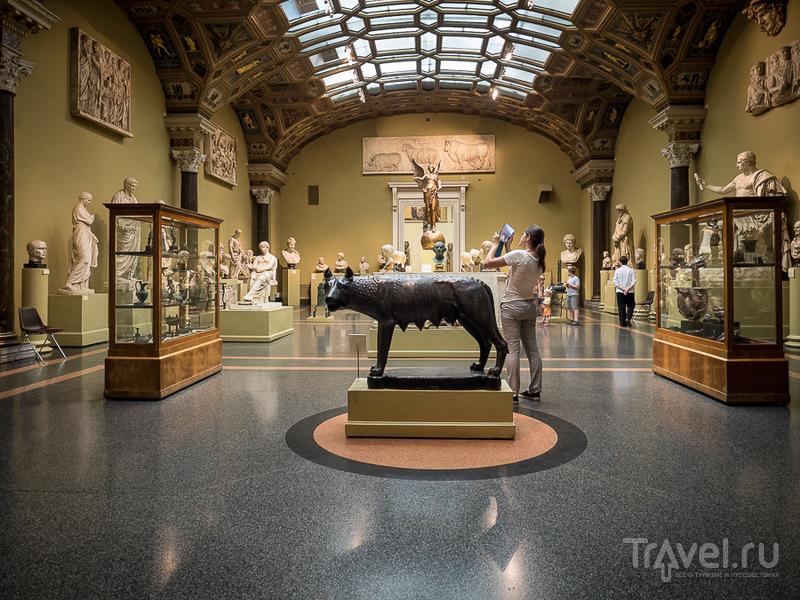 Кто куда, а я - в музей!.. / Фото из России