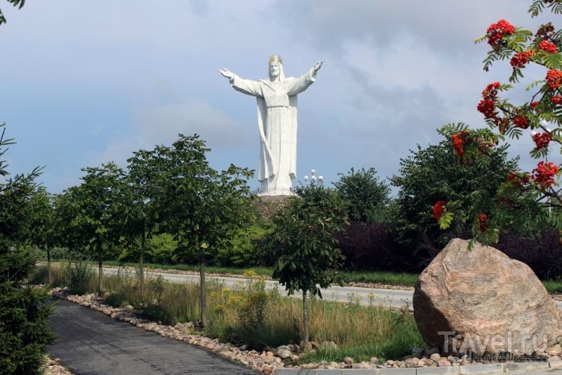 Свебодзин. Pomnik Chrystusa Króla / Польша