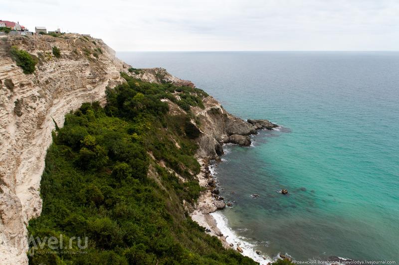 Поездка в Крым. Мыс Фиолент / Фото из России