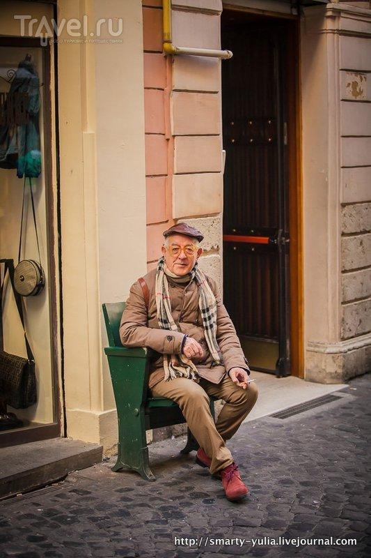 Рим: мозаика фотографий / Фото из Италии
