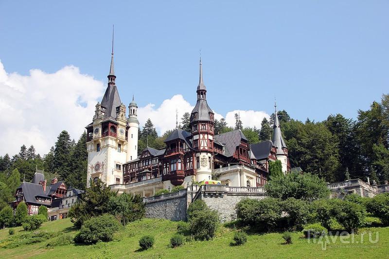 Румыния. Горы Busteni, замок Peles, монастырь Sinaia / Фото из Румынии