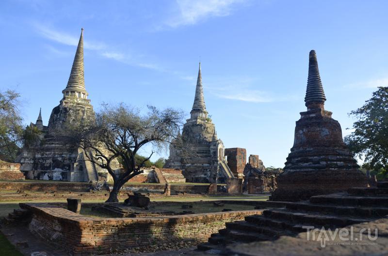 Аюттайя, Таиланд / Таиланд